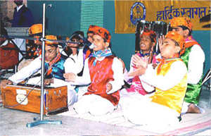 Cultural program and activities